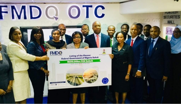 DMO Lists N100bn Sovereign Sukuk on The FMDQ OTC Securities Exchange