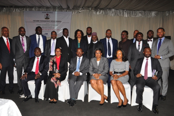 Group Photo at the Lagos Investors Forum during FGN Sukuk Roadshow