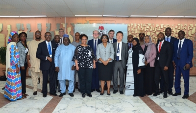 International Monetary Fund Team on a Technical Assistance Mission on the Medium Term Debt Management Strategy